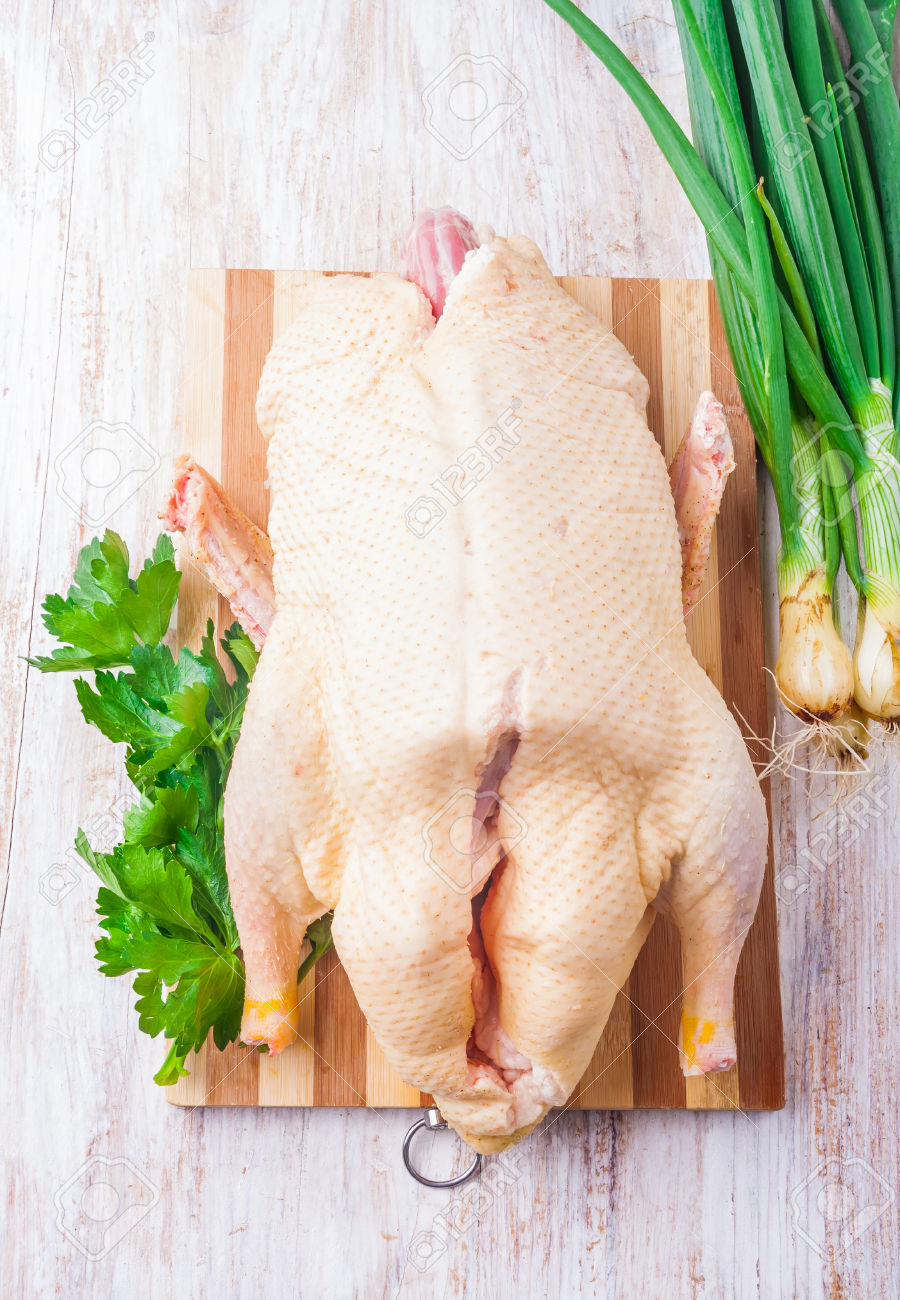 Pastured and Organic Fed Duck - Whole