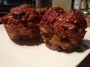 Meat Muffins