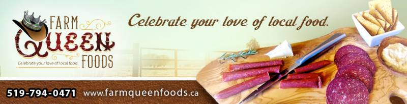 Celebrate your love of local food