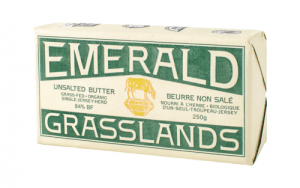 Organic Emerald Grasslands Butter