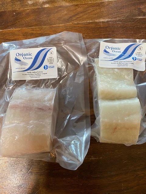 Pacific Halibut Wild Caught  - 1lb