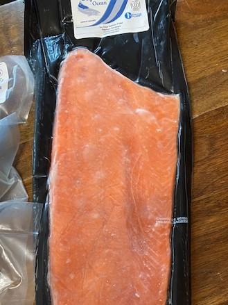 Pacific Sockeye Salmon - 1lb