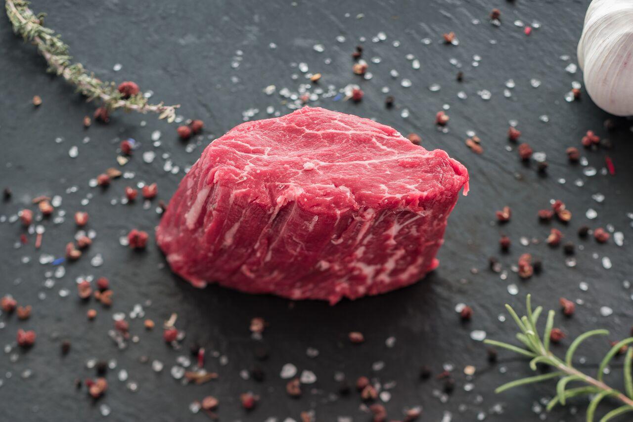 5 lbs BEEF TENDERLOIN MEDALLIONS (2.27kgs)