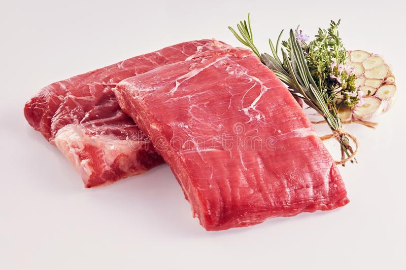 5 lbs BEEF FLANK Steaks (2.27kgs)