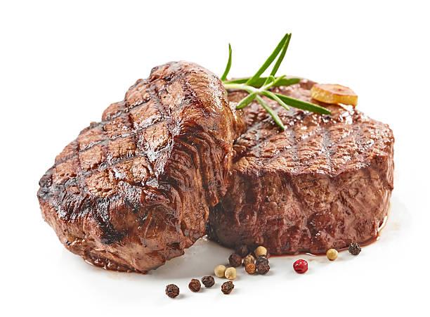 5 lbs BEEF SIRLOIN & SIRLOIN TIP STEAKS  (2.27kgs)